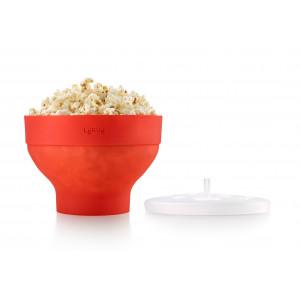 Lékué Popcorn maker, Popcorn Microskål, silikon