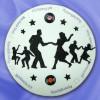 Patchwork Cutters Utstickare Jive Dancers