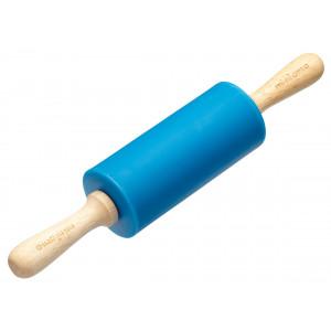 Kavel för barn, silikon, blå - Miniamo