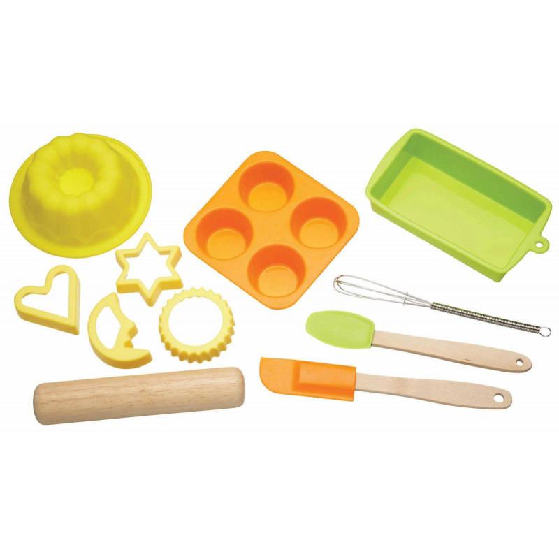 Kitchen Craft Bakset för barn, 11 delar