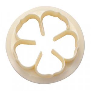 FMM Utstickare, Five petal rose, 5 cm