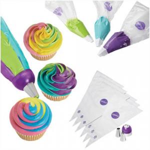 Spritsset Wilton Color Swirl