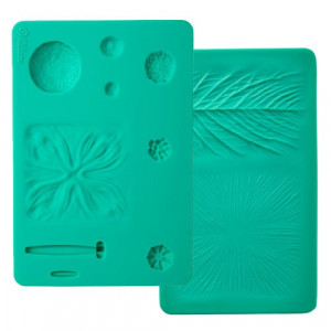 Wilton Flower Impression Set, 2 delar