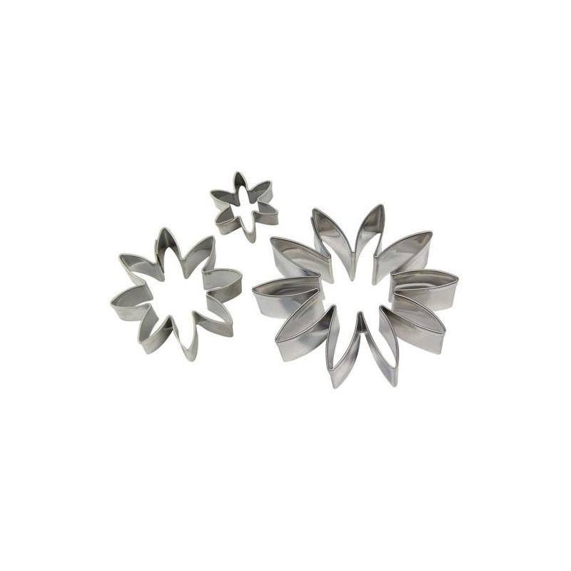 PME Utstickare Daisy, rostfritt stål