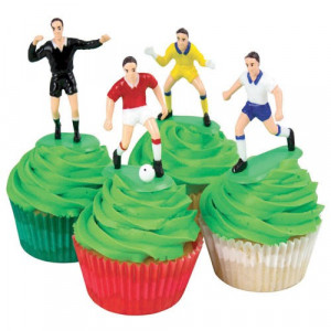 PME Tårtdekoration Fotboll