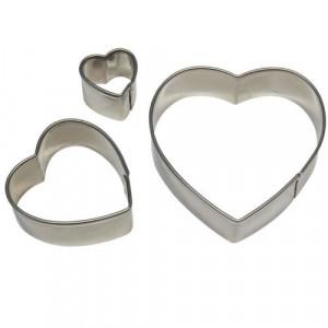 Utstickare Hjärtan - PME