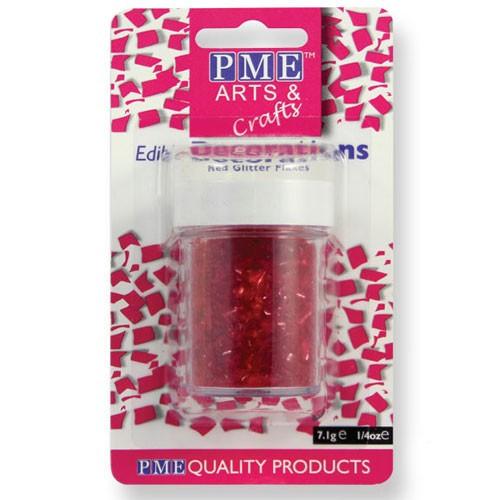 PME ätbart glitter rött