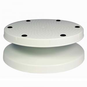 PME Turntable snurrande Tårtfat 23 cm, non-slip