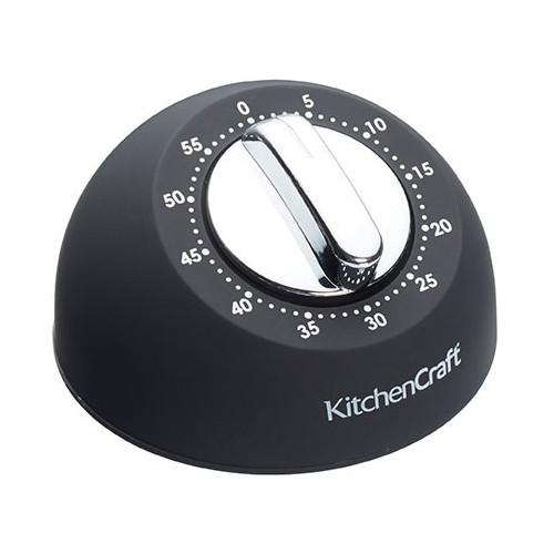 Kitchen Craft Mekanisk Timer, svart