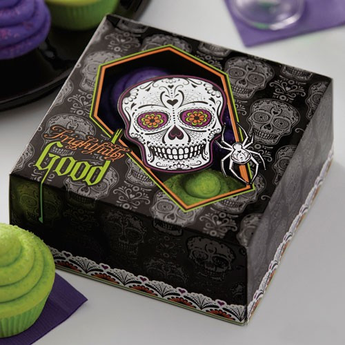 Wilton Cupcake box, Deadly Soiree, 3 st