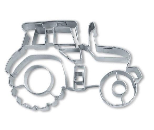 Utstickare Traktor, 7,5 cm - Städter