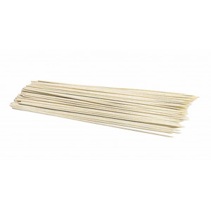 Kitchen Craft Grillspett i bambu, 20 cm