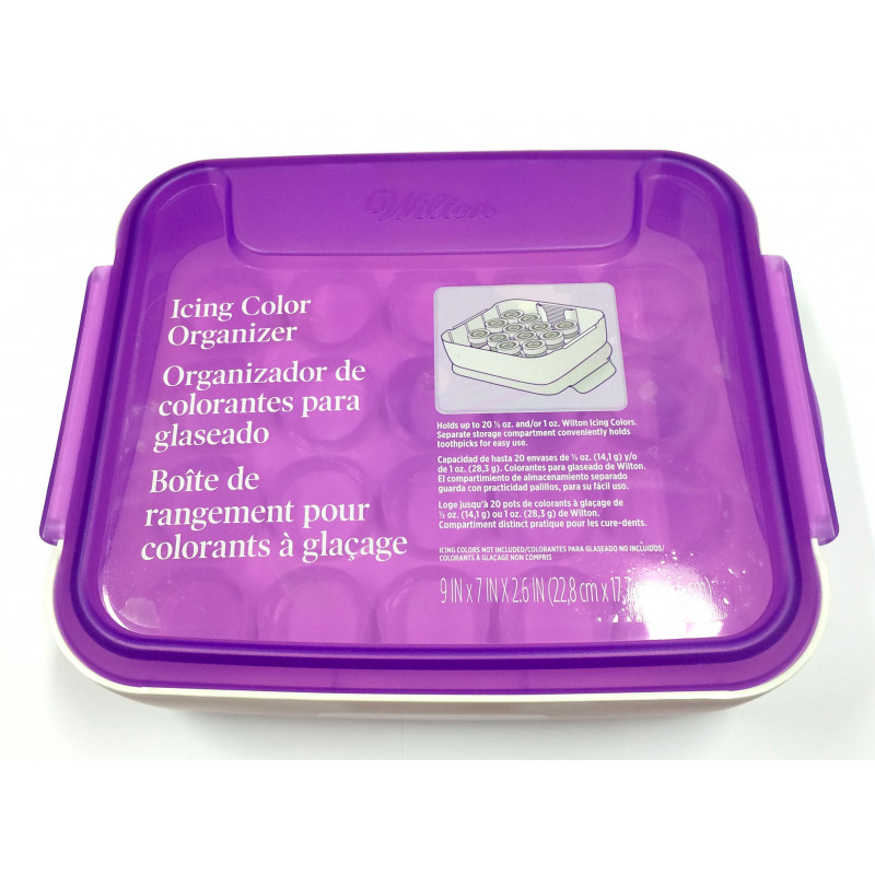 Icing Color Organizer - Wilton