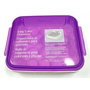 Wilton Icing Color Organizer, förvaringslåda till pastafärger