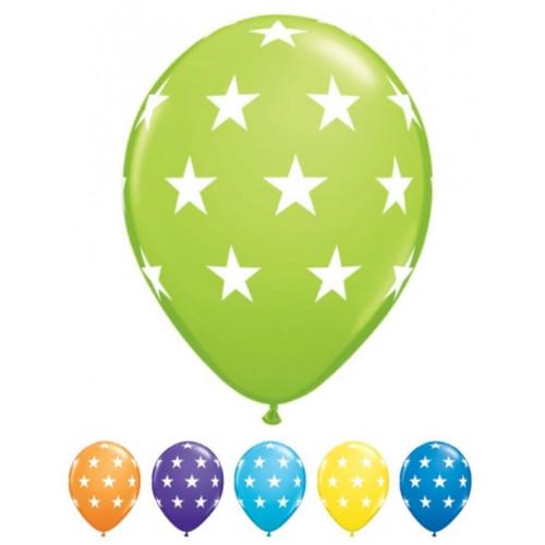 Qualatex Ballonger Stjärnor