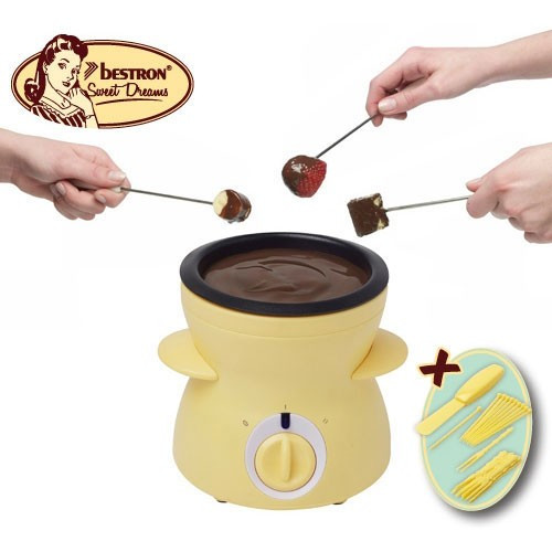 Bestron Chokladfondue set