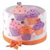 Silikomart Silikonmatta Cupcakes