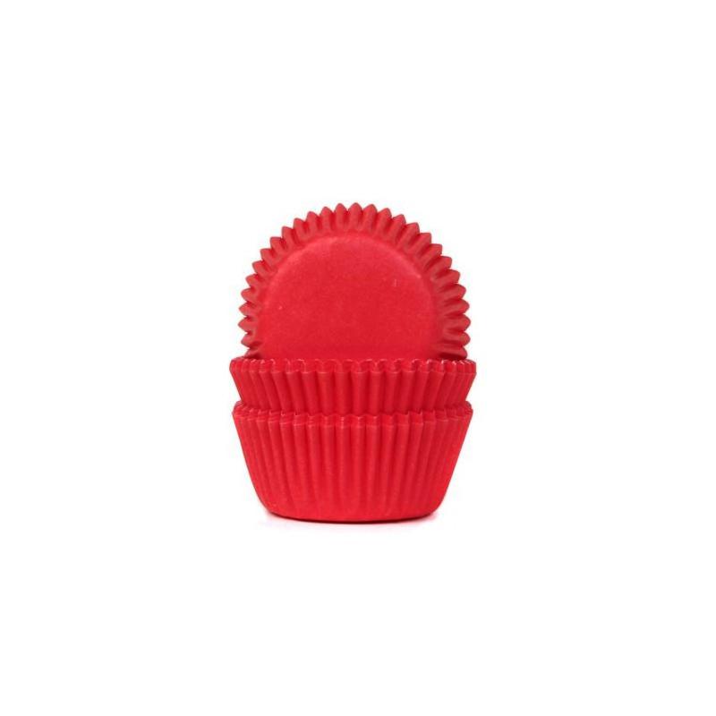 House of Marie Minimuffinsform Röd