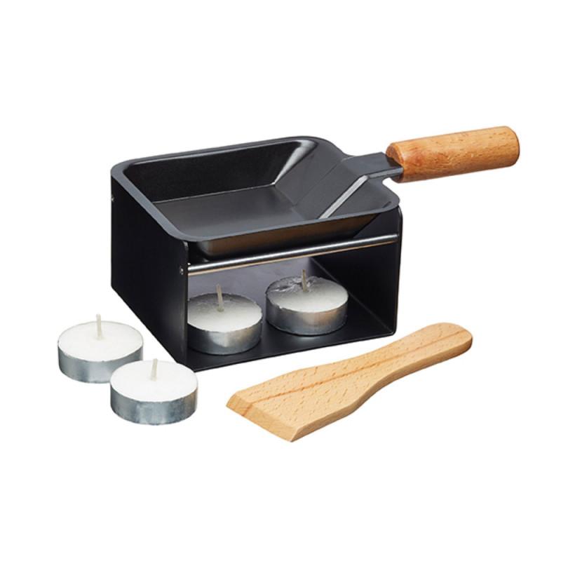 Masterclass Raclettepanna med ställning