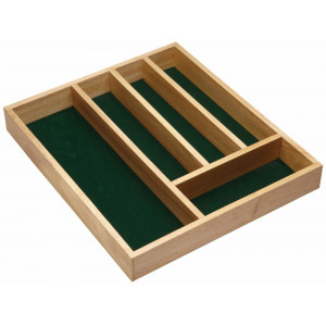 Besticklåda i trä - KitchenCraft