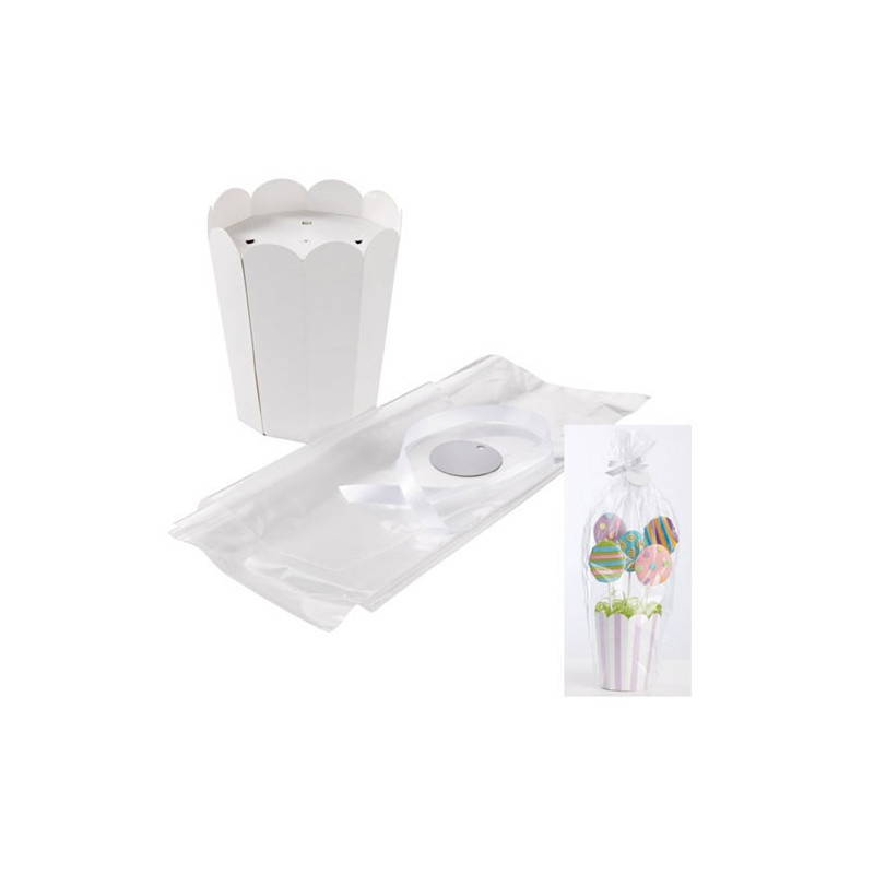 Wilton Cake Pops Flower Pot Kit