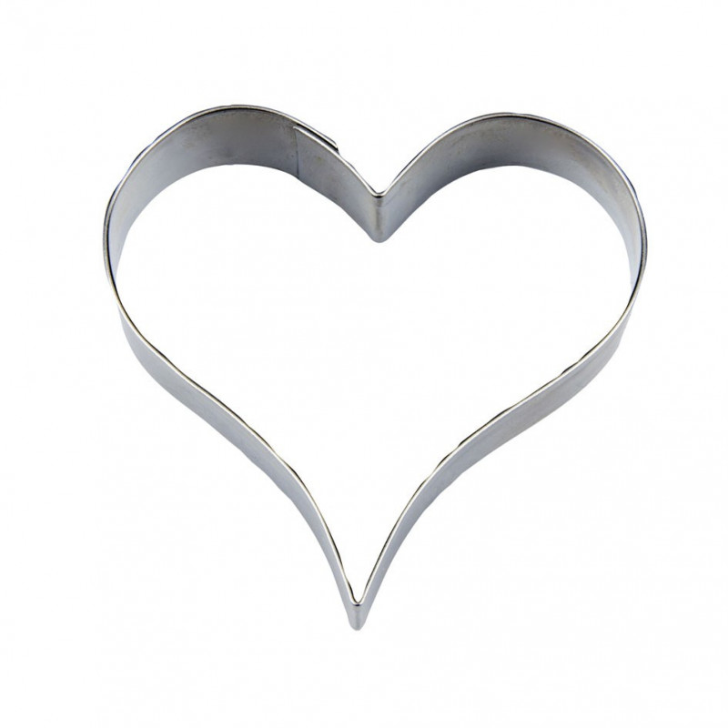Städter Utstickare, Hjärta 5,5cm