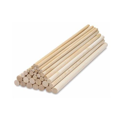 Tårtpelare till våningstårtor, trä - PME