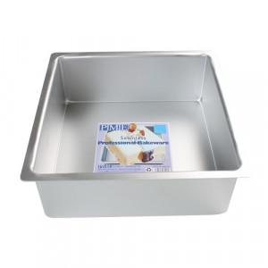 PME Bakform kvadratisk extra djup, 25 cm