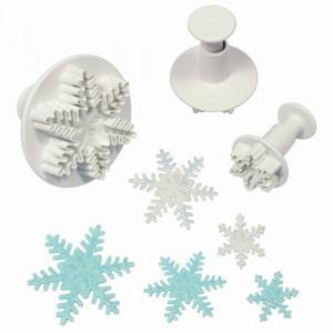 PME Utstickare, Snowflakes