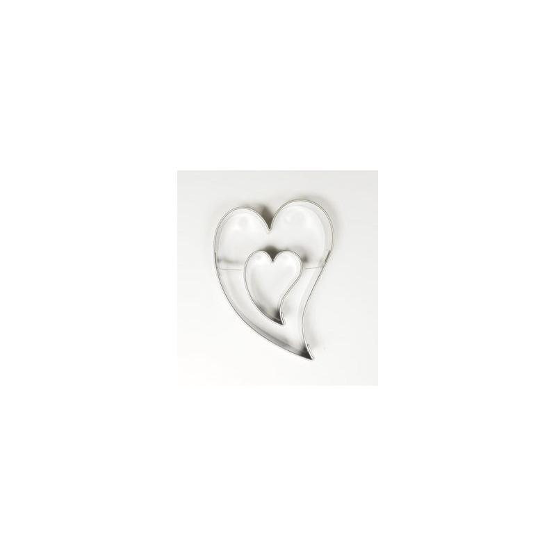Utstickare Hjärta 7 cm