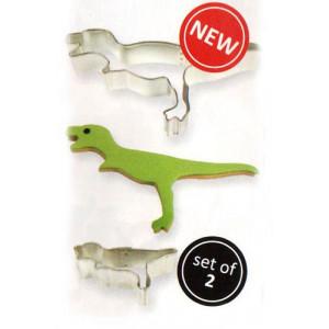 PME Utstickare Dinosaurie, 2 st