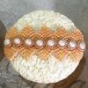 Katy Sue Designs Silikonform Pärlband, Beaded Pearl