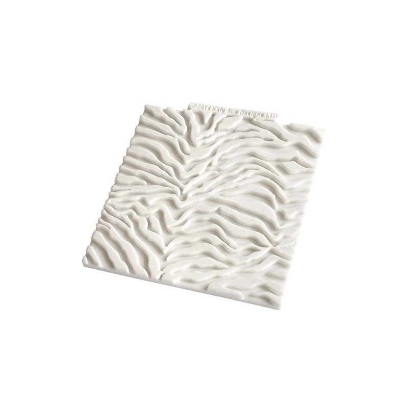 Katy Sue Designs Silikonform Zebra