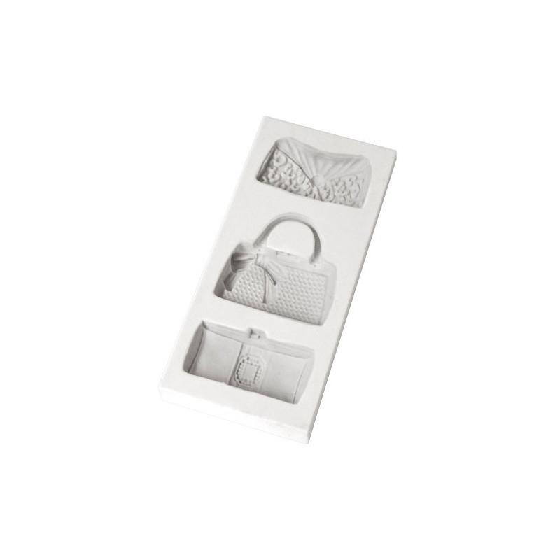 Katy Sue Designs Silikonform Handväskor