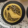 Katy Sue Designs Silikonform Högklackade skor