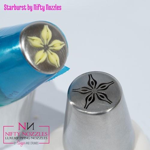 Nifty Nozzles Tyll Starburst