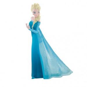 Elsa Tårtdekoration i plast, Disney