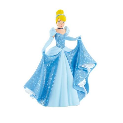 Disney Tårtdekoration i plast, Askungen