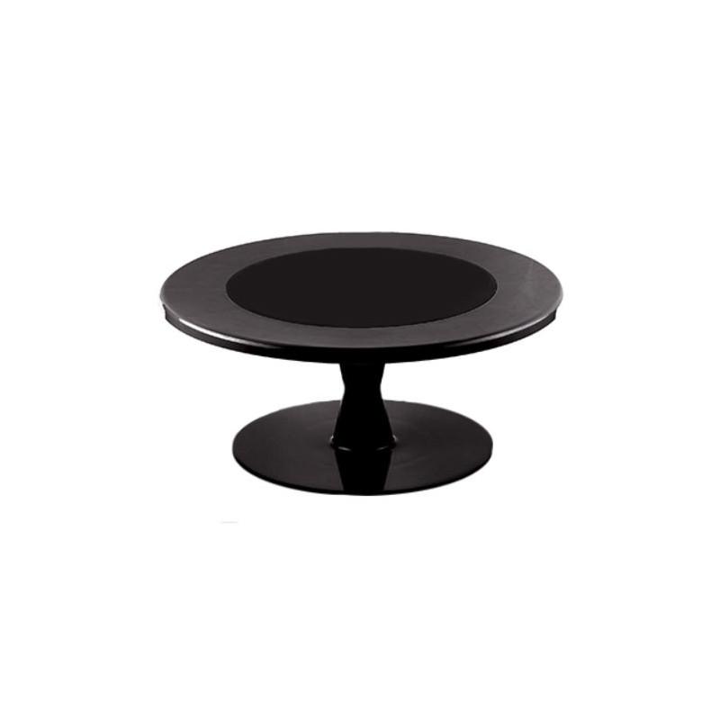 Silikomart Tårtfat, svart