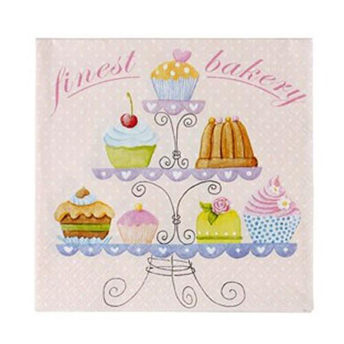 Paper Design Servetter, Finest Bakery