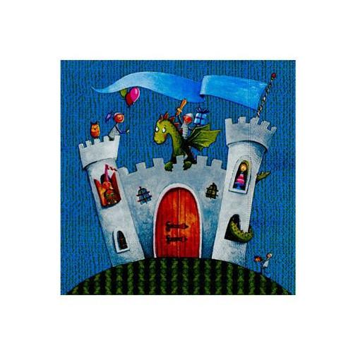 Paper Design Servetter, Knight's Castle