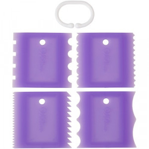 Icing Comb Set, texturkammar - Wilton