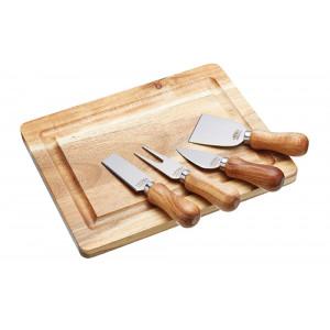Masterclass Ostbricka och knivar, trä