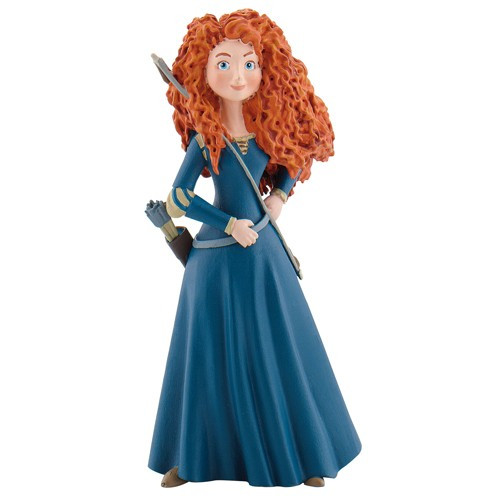 Disney Tårtdekoration i plast, Merida