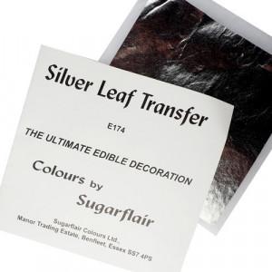 Ätbart Bladsilver - Sugarflair