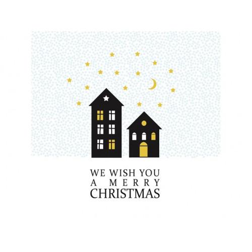 Avant Garde Servetter Merry Christmas