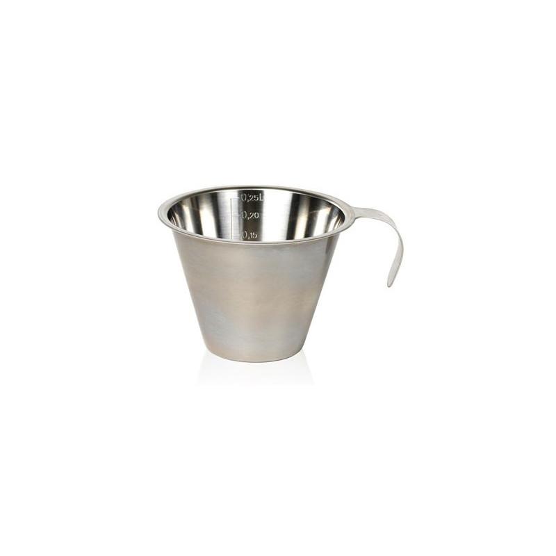 Funktion Mått 0,25 liter