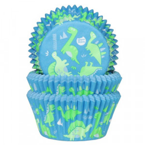 House of Marie Muffinsform Dinosaurier