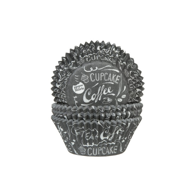 House of Marie Muffinsform Coffee Tea Cupcake