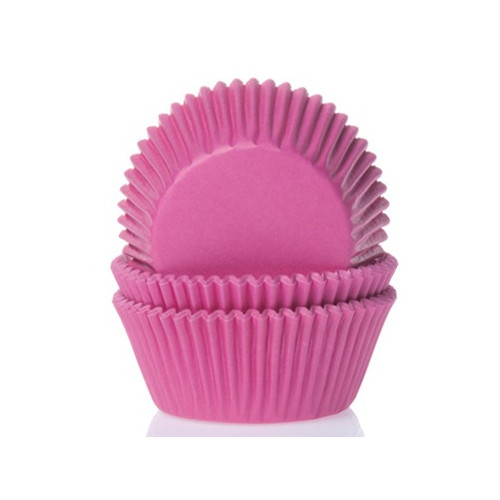 House of Marie Minimuffinsform Hot Pink